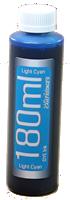 Light Cyan 180ml bottle Epson Compatible Dye Ink