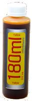 Yellow 180ml bottle Epson Compatible Dye Ink
