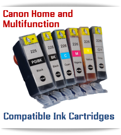 Canon Small Format Printer Ink Cartridges, PGI-220, PGI-225, CLI-221, CLI-226