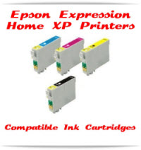 Epson Expression Home XP T200XL Ink Cartridges