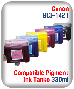 BCI-1421 Canon Compatible Ink Tanks