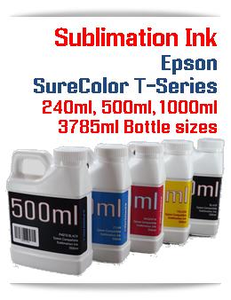 Sublimation Ink EPSON SureColor T-Series Printers