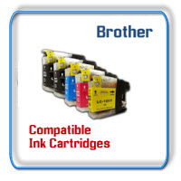 Brother Compatible Printer Ink Cartridges