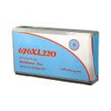 Cyan 676XL220 Workforce Pro WP ink cartridge