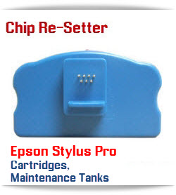 Maintenance Tanks Chip Re-Setter