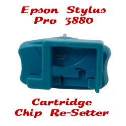 Epson Stylus Pro 3880 Chip Re-Setter