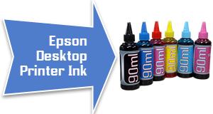 Epson Desktop small printers Bottle Ink