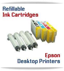 Epson Desktop Refillable Printer ink cartridges