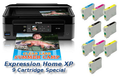 Expression Home Xp Quick 9 Cartridge Deal