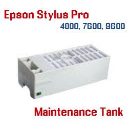 Maintenance Tank Epson Stylus Pro 4000, 7600, 9600 printers
