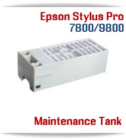 Maintenance Tank Epson Stylus Pro 7800/9800 Printers