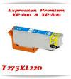 T273XL220 Epson Expression Premium XP Printer ink cartridge