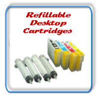 Refillable Desktop Cartridges
