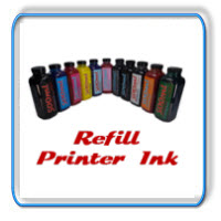 Epson Stylus Pro Printer Ink Cartridge Refill Ink