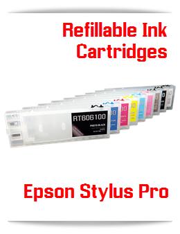 Refillable Ink Cartridges