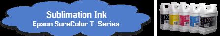 Sublimation Bottle Ink Epson SureColor T-Series