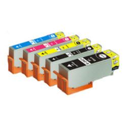 T273XL Expression Premium XP-600 Compatible Ink Cartridges