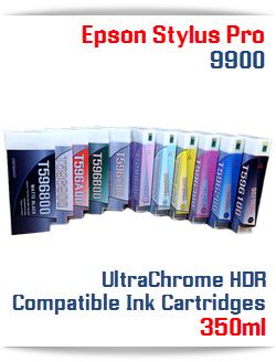 Epson Stylus Pro UltraChrome Compatible Ink Cartridge 700ml