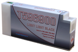 T596900 Light Light Black Epson Stylus Pro Ink Cartridge