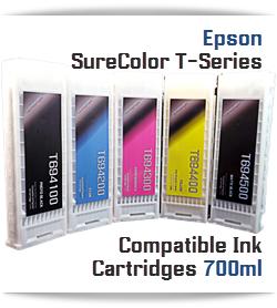 Epson SureColor T-Series Ink Cartridge 700ml