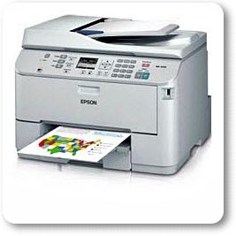 EPSON Printers Workforce Pro WP-4533 Ink Cartridges