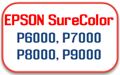 Epson SureColor P6000, P7000, P8000, P9000 Printer Ink Cartridges and Bottle Ink