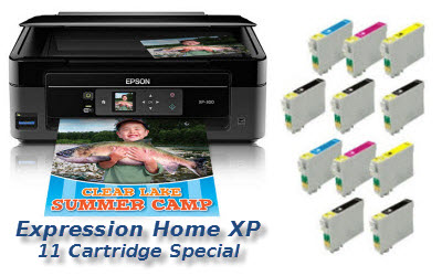 Expression Home Xp Quick 11 Cartridge Deal