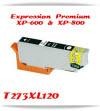 T273XL120 Epson Expression Premium XP-600 printer ink cartridges