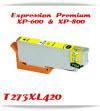T273XL420 Epson Expression Premium XP-600 printer ink cartridges