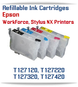 Refillable ink cartridges T127 WorkForce Printers