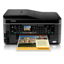 EPSON WorkForce 645 All-in-One Printer Compatible Ink Cartridges