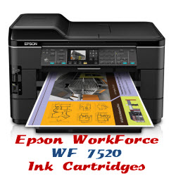 Epson WorkForce WF 7520 Compatible Ink Cartridges